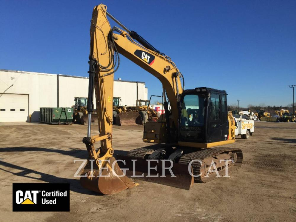 Detail photo of 2015 Caterpillar 311F RR from Construction Equipment Guide