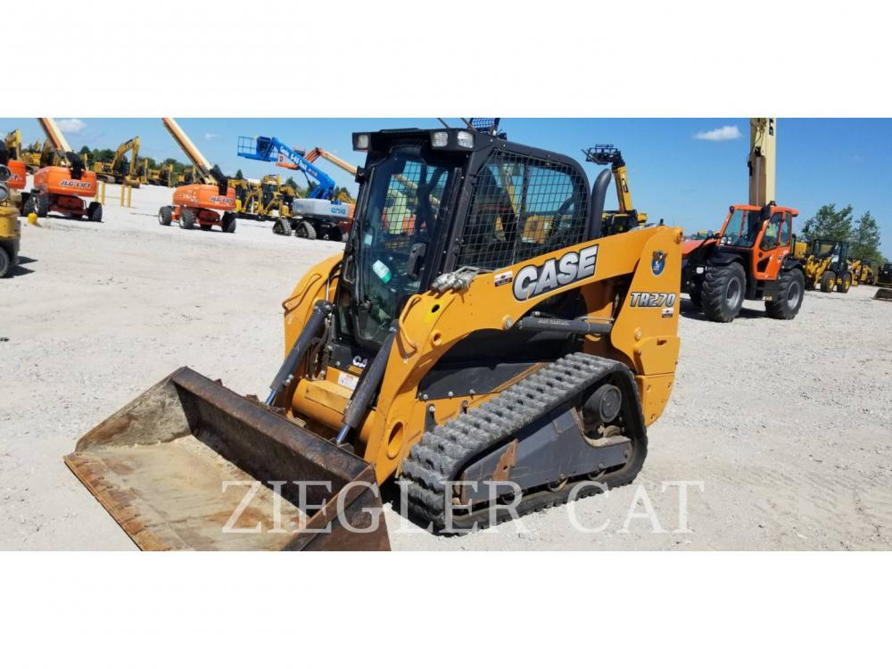 Detail photo of 2015 Case TR270 from Construction Equipment Guide