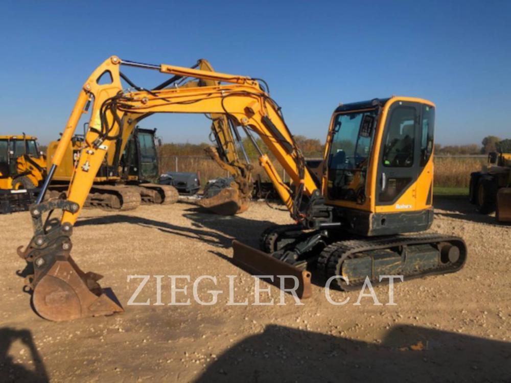 Detail photo of 2016 Hyundai ROBEX 60CR-9A from Construction Equipment Guide