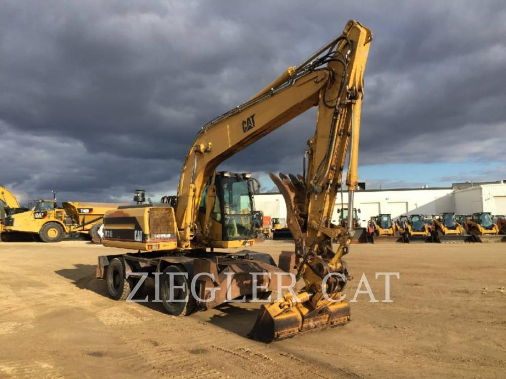 Detail photo of 1998 Caterpillar M318 from Construction Equipment Guide