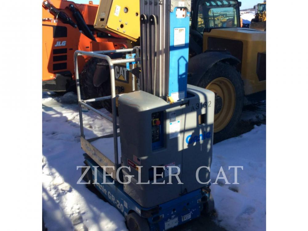 Detail photo of 2012 Genie GR20 from Construction Equipment Guide