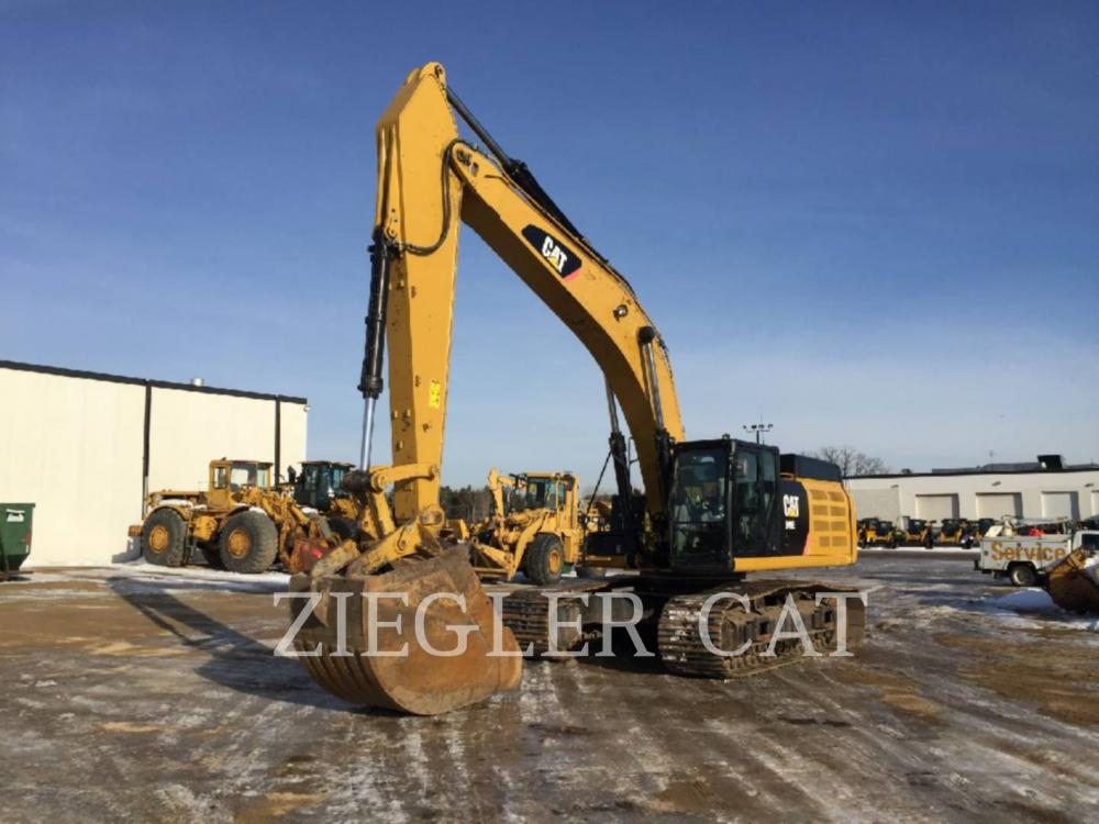 Detail photo of 2012 Caterpillar 349E from Construction Equipment Guide