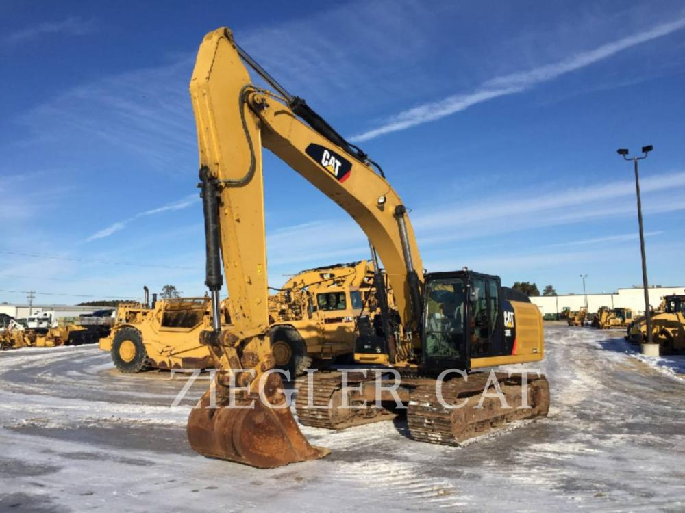 Detail photo of 2012 Caterpillar 336E from Construction Equipment Guide