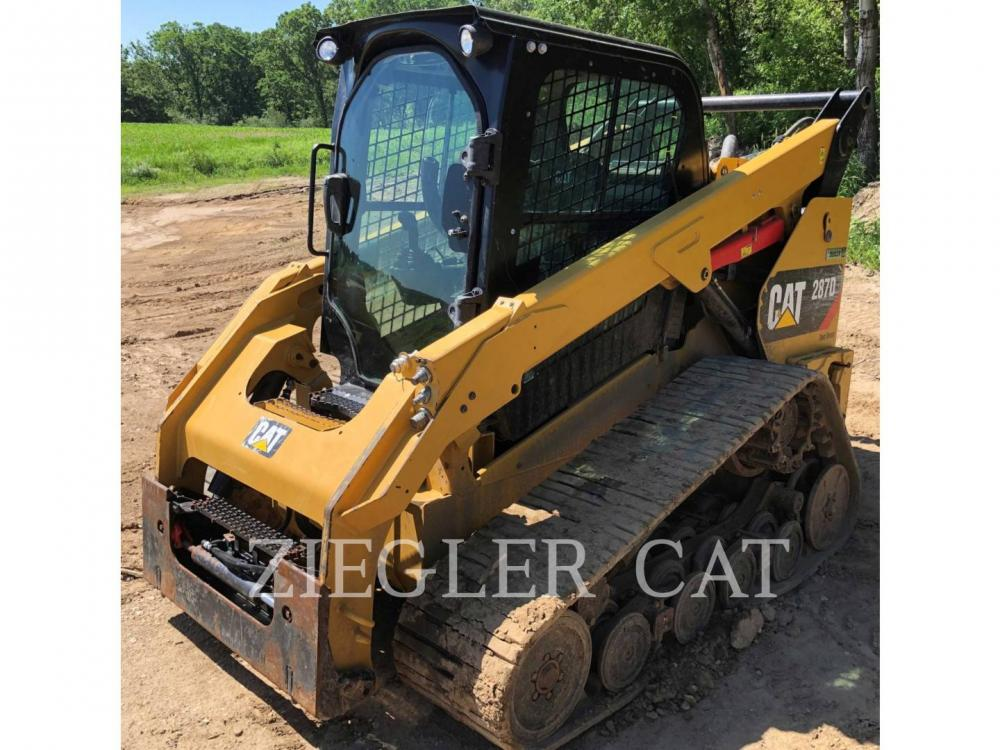 Detail photo of 2017 Caterpillar 287D from Construction Equipment Guide