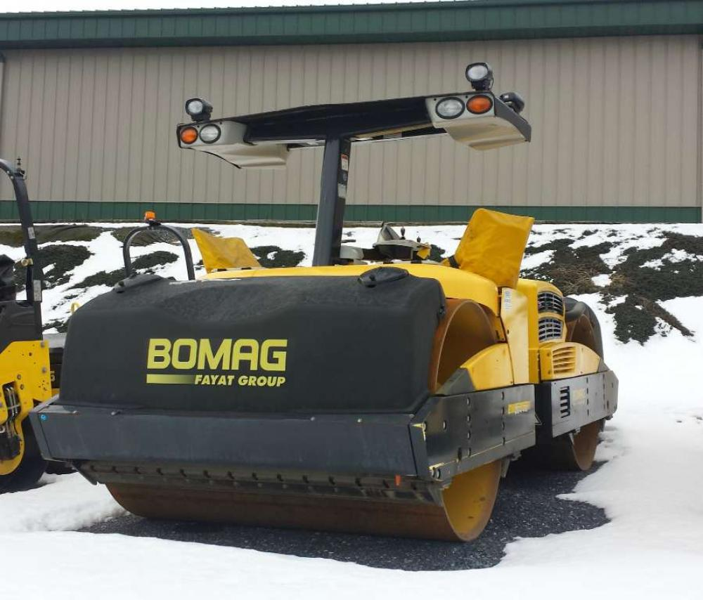 Detail photo of 2012 Bomag BW 284 AD from Construction Equipment Guide