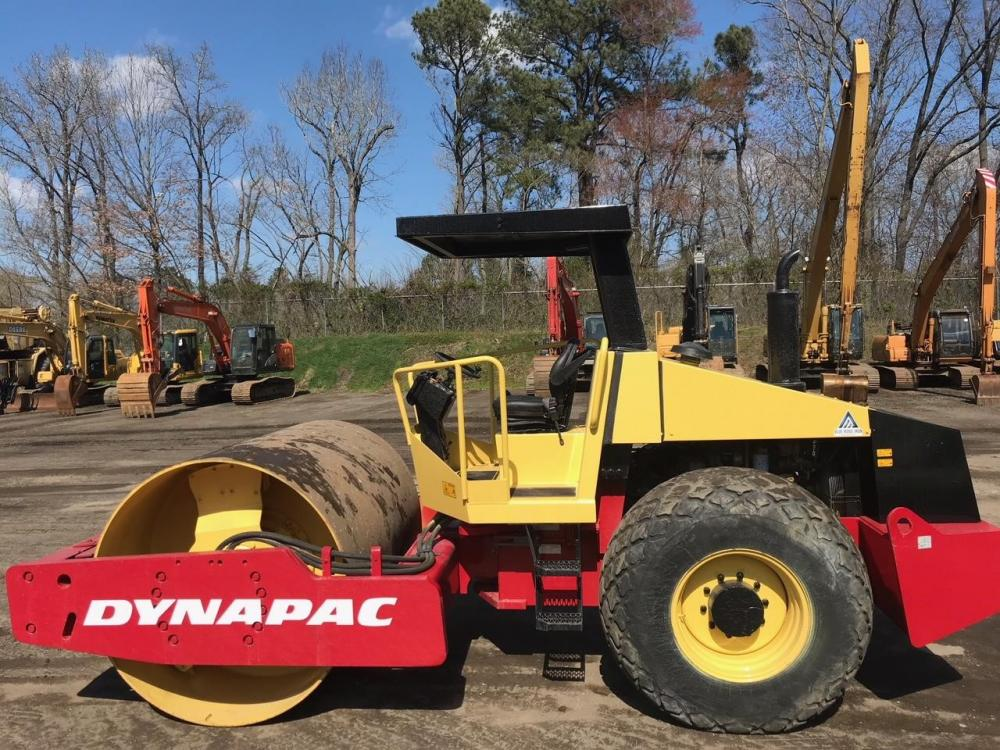 Detail photo of 2003 Dynapac CA250D from Construction Equipment Guide