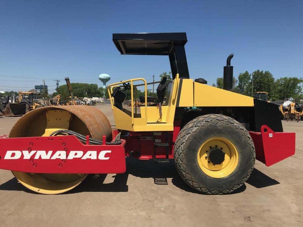 Detail photo of 2004 Dynapac CA250D from Construction Equipment Guide