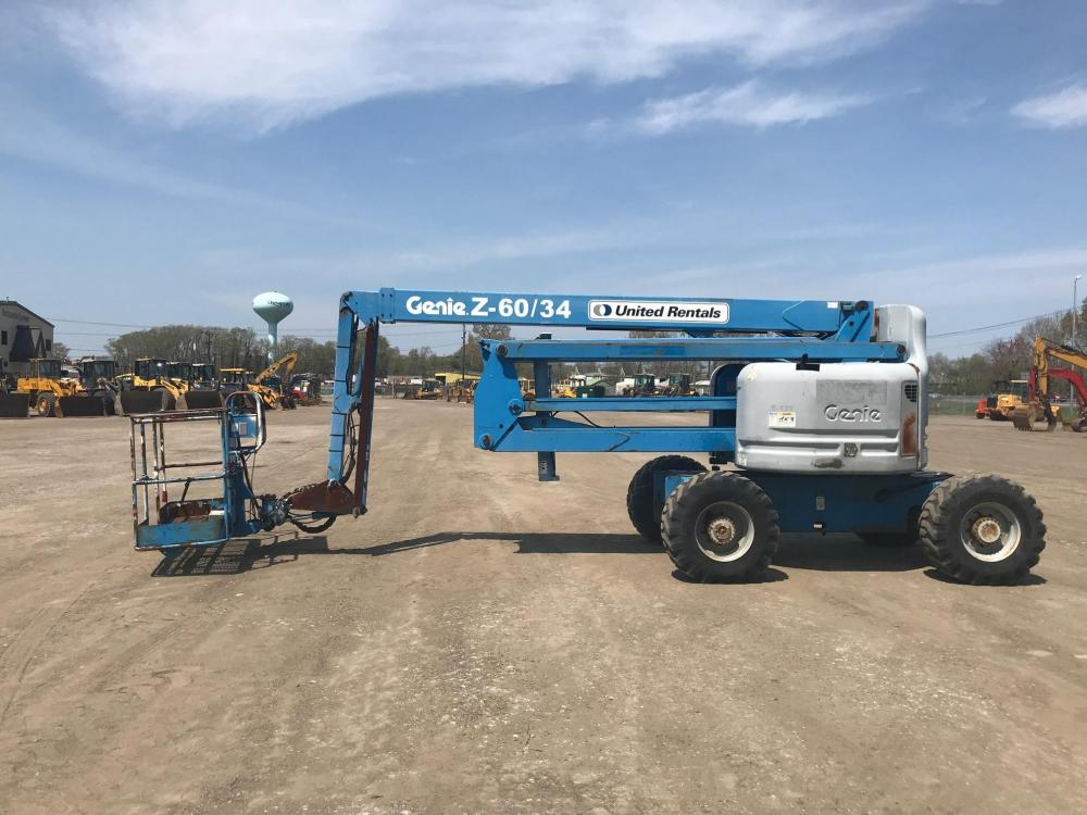 Detail photo of 2000 Genie Z-60/34 from Construction Equipment Guide