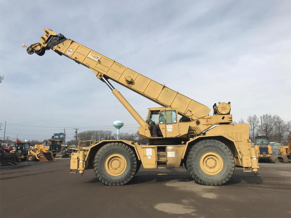 Detail photo of 1982 Grove RT980 from Construction Equipment Guide