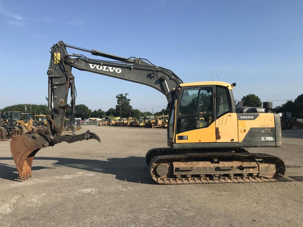 Detail photo of 2012 Volvo EC140D from Construction Equipment Guide