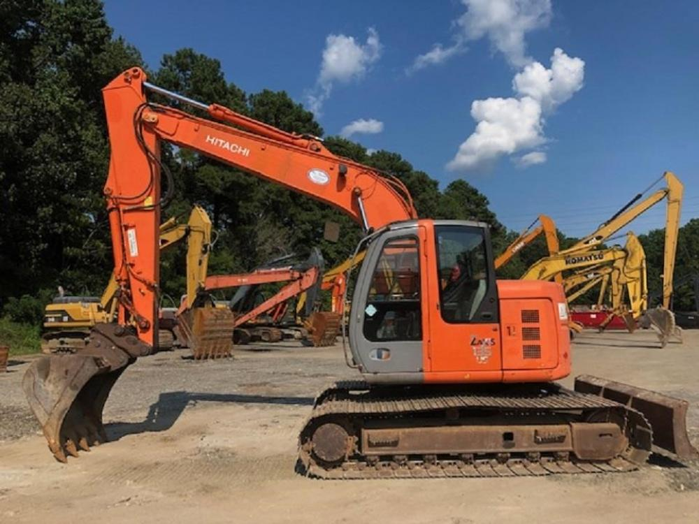 Detail photo of 2007 Hitachi ZX135US from Construction Equipment Guide