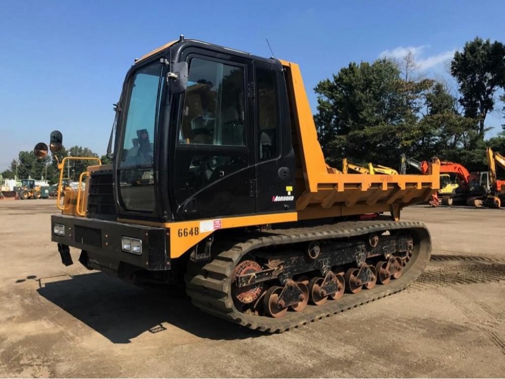 Detail photo of 2013 Morooka MST2200V from Construction Equipment Guide