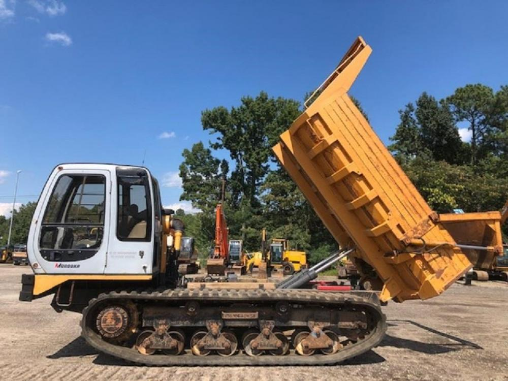 Detail photo of 2001 Morooka MST2200VD from Construction Equipment Guide