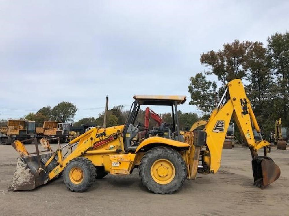 Detail photo of 2000 JCB 214E III from Construction Equipment Guide