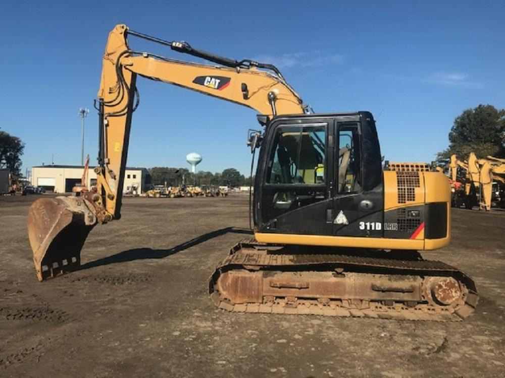 Detail photo of 2011 Caterpillar 311DLRR from Construction Equipment Guide
