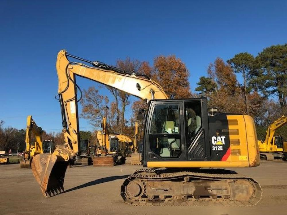 Detail photo of 2014 Caterpillar 312E from Construction Equipment Guide