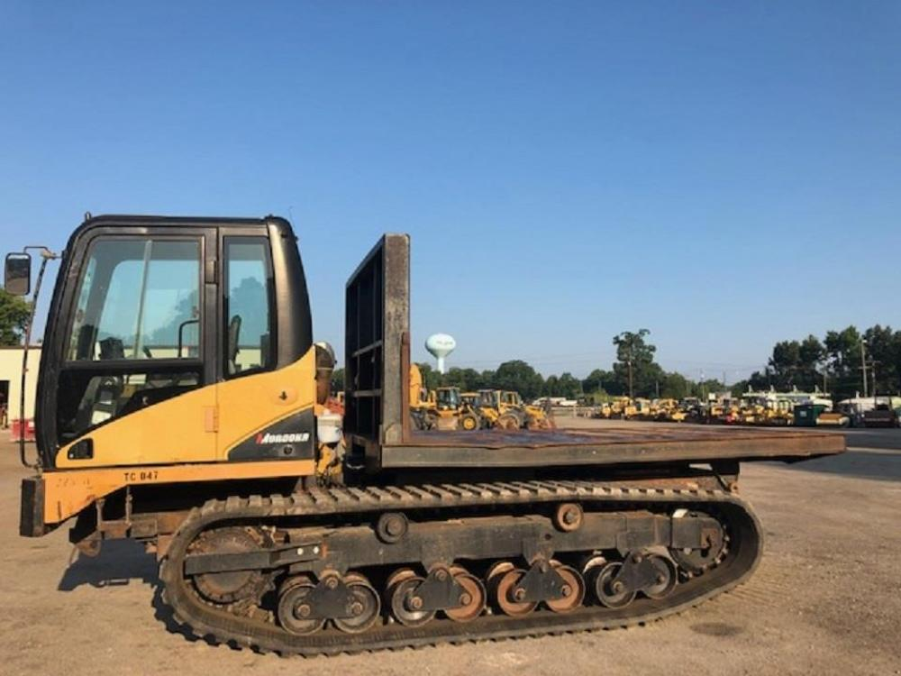 Detail photo of 2008 Morooka MST2200VD from Construction Equipment Guide