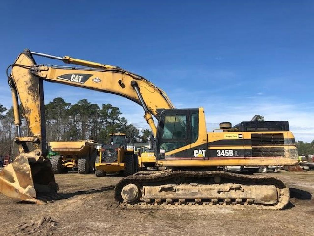 Detail photo of 2004 Caterpillar 345BL from Construction Equipment Guide