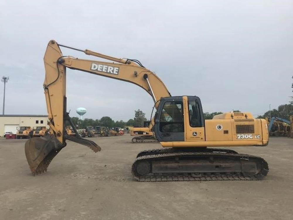 Detail photo of 2005 John Deere 230C LC from Construction Equipment Guide