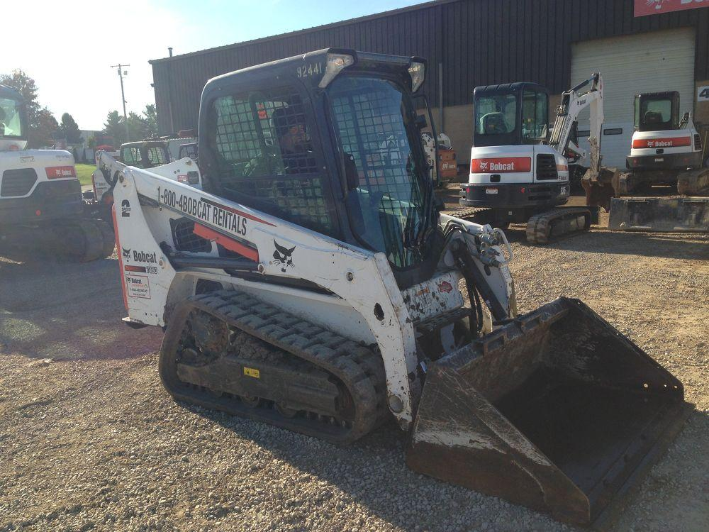 Detail photo of 2014 Bobcat T450 from Construction Equipment Guide