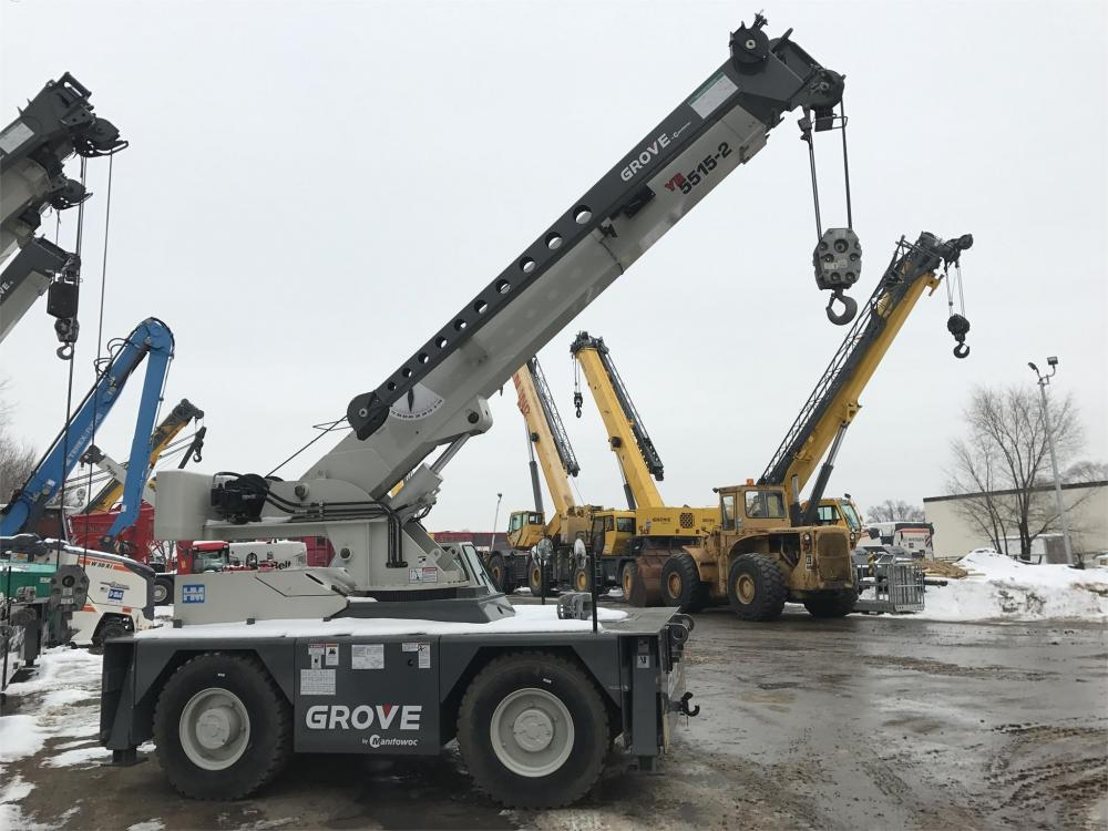 Detail photo of 2014 Grove YB5515 from Construction Equipment Guide
