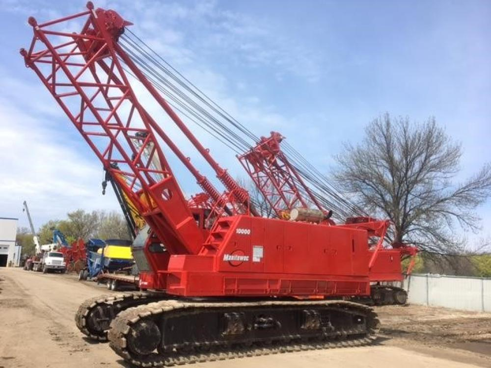 Detail photo of 2005 Manitowoc 10000 from Construction Equipment Guide