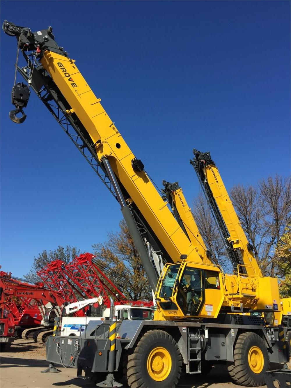 Detail photo of 2014 Grove RT650E from Construction Equipment Guide