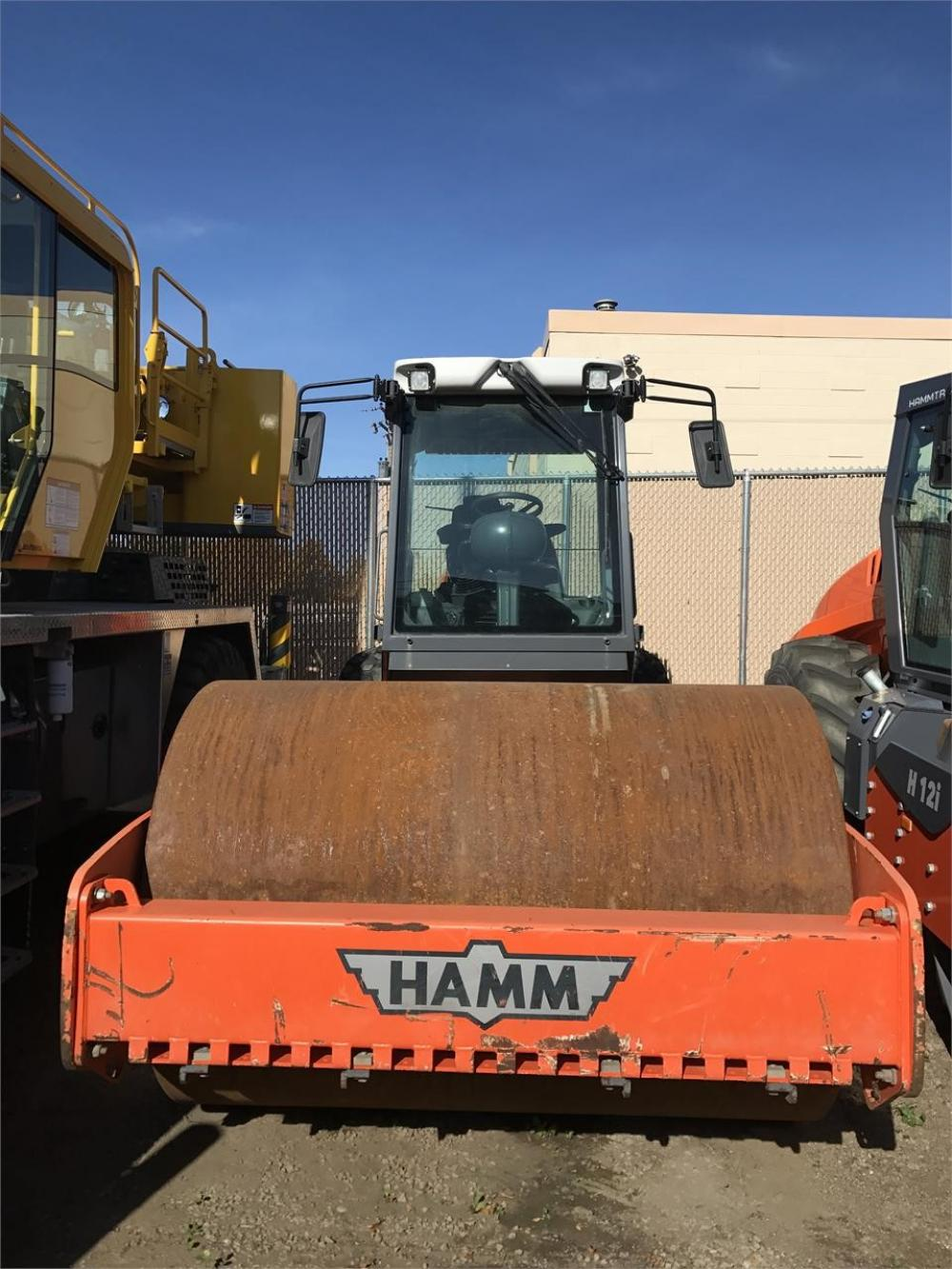 Detail photo of 2012 Hamm 3410 from Construction Equipment Guide