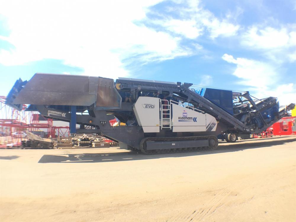 Detail photo of 2015 Kleemann MOBIREX MR130ZI EVO2 from Construction Equipment Guide