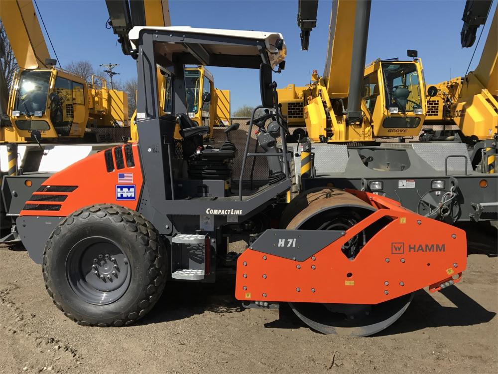Detail photo of 2017 Hamm H7I from Construction Equipment Guide