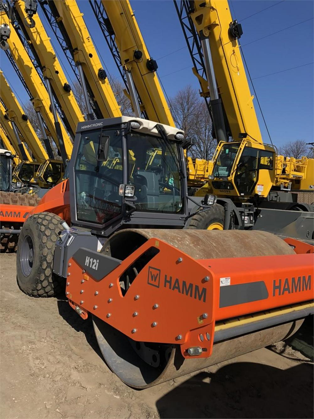 Detail photo of 2017 Hamm H12I from Construction Equipment Guide