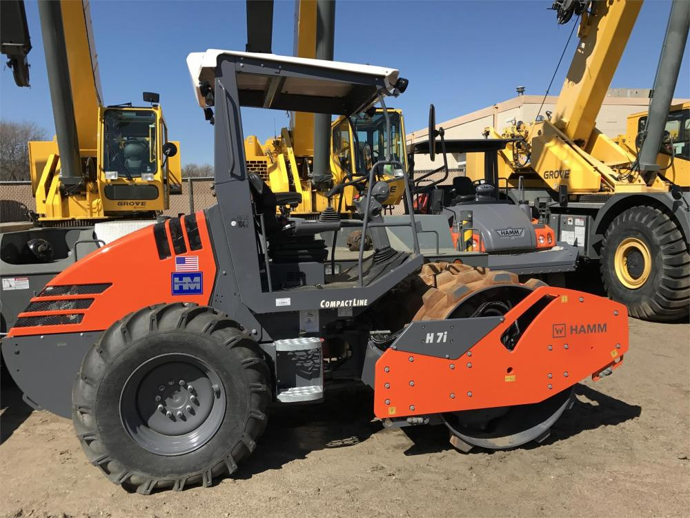 Detail photo of 2016 Hamm H7I from Construction Equipment Guide