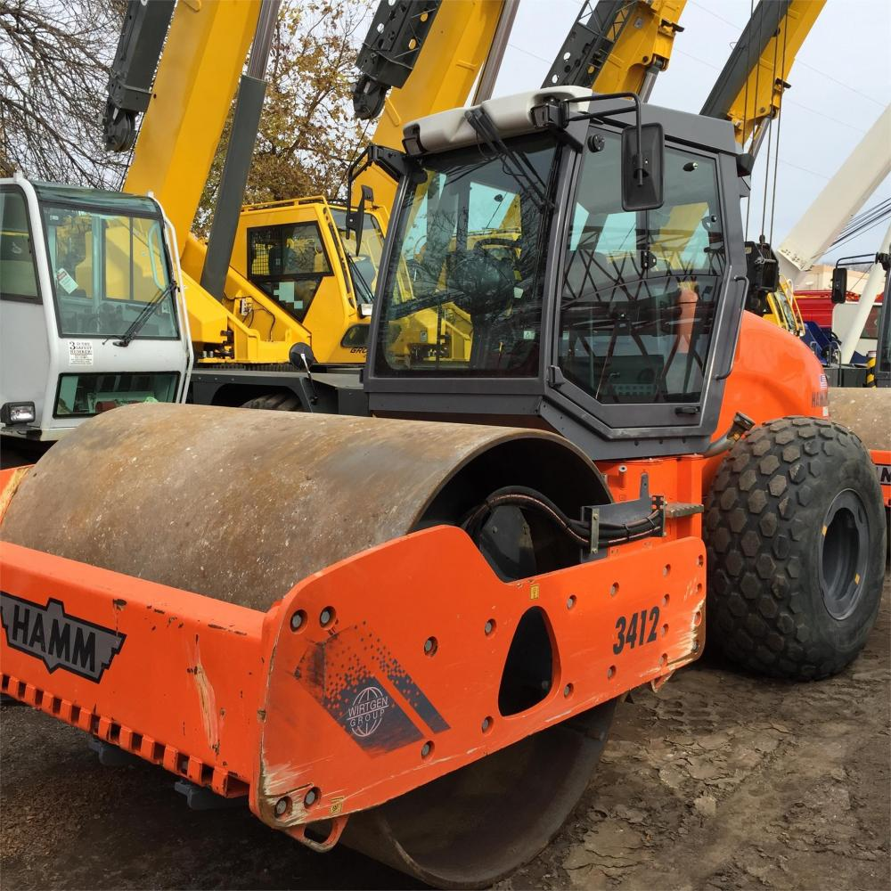 Detail photo of 2012 Hamm 3412 from Construction Equipment Guide
