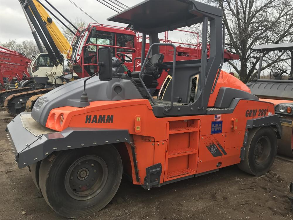 Detail photo of 2016 Hamm GRW 280-30 from Construction Equipment Guide