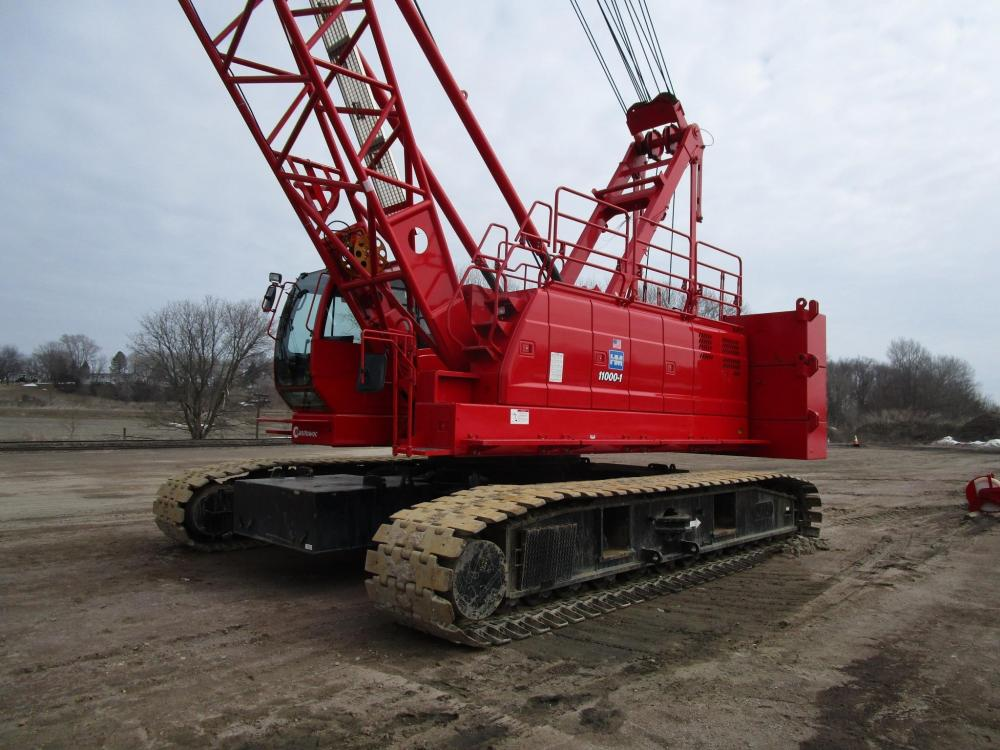 Detail photo of 2015 Manitowoc 11000-1 from Construction Equipment Guide