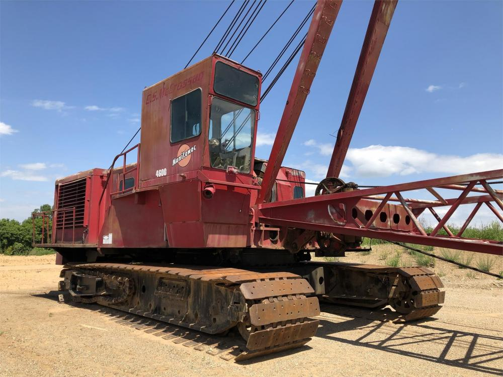 Detail photo of 1977 Manitowoc 4600 from Construction Equipment Guide