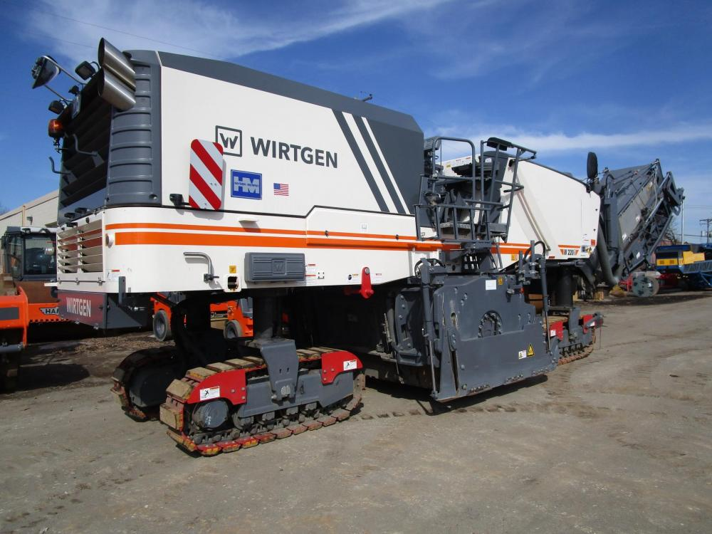 Detail photo of 2017 Wirtgen  W220I from Construction Equipment Guide