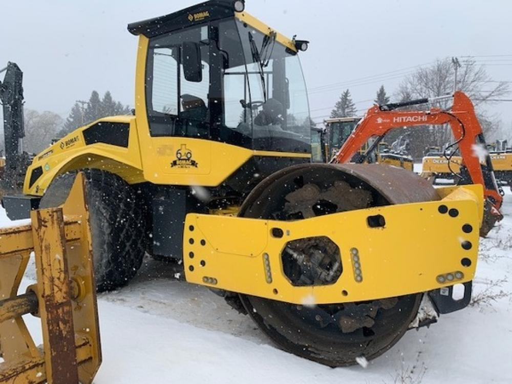 Detail photo of 2018 Bomag BW 211 DH-5 from Construction Equipment Guide