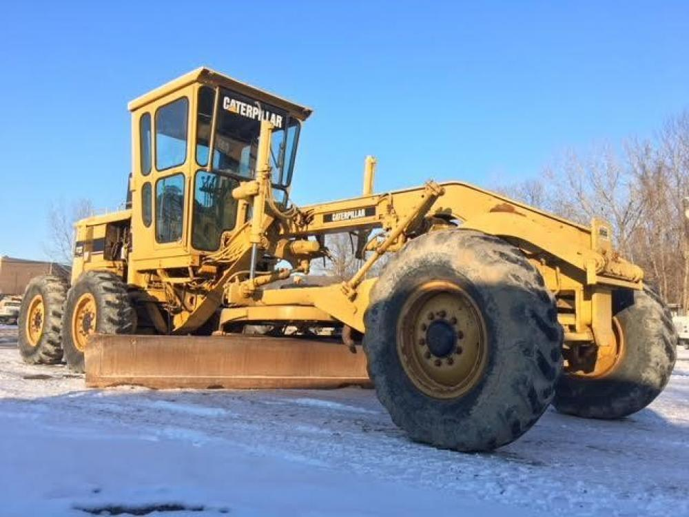 Detail photo of 1976 Caterpillar 120G from Construction Equipment Guide