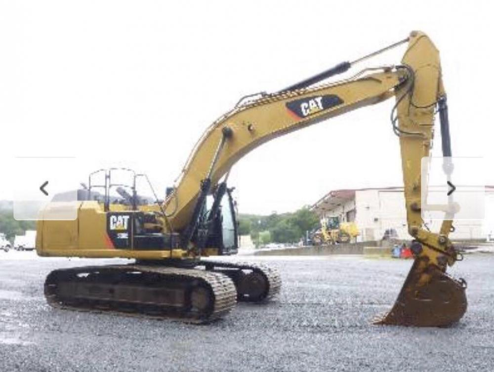 Detail photo of 2011 Caterpillar 336E from Construction Equipment Guide