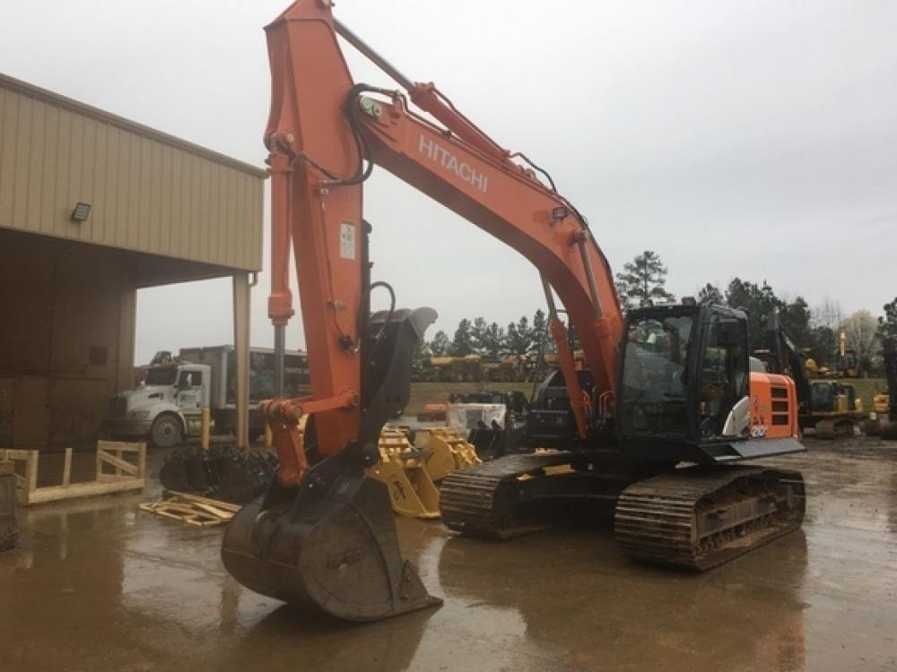 Detail photo of 2017 Hitachi ZX210LC-6 from Construction Equipment Guide