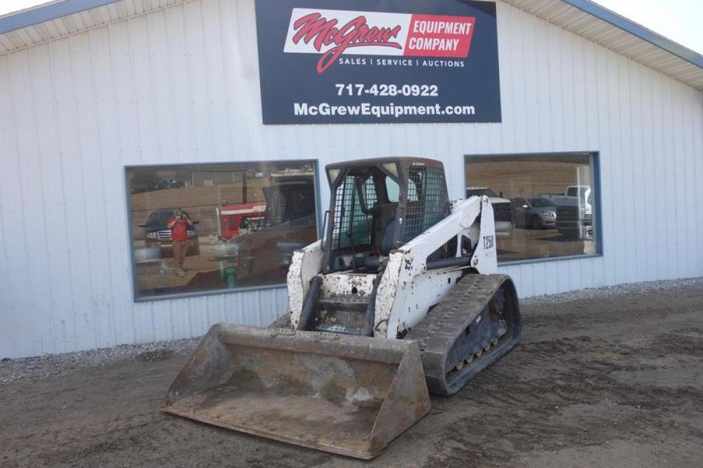 Detail photo of  Bobcat T250 from Construction Equipment Guide