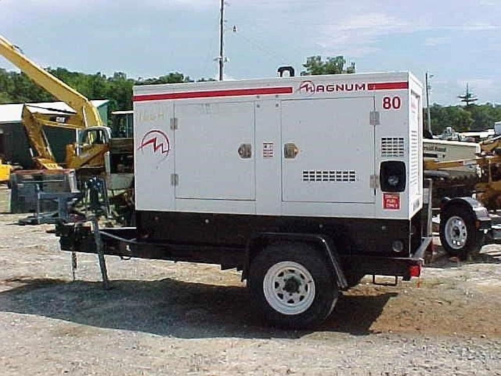 Detail photo of 2006 Magnum MMG80 from Construction Equipment Guide