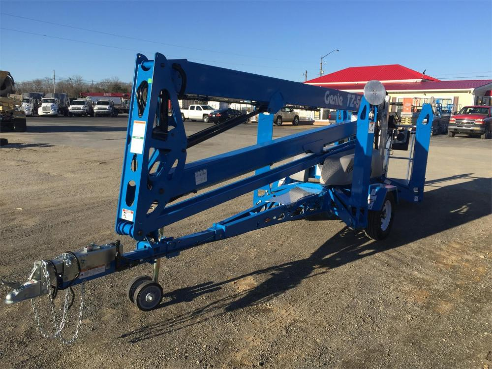 Detail photo of 2017 Genie TZ-50 from Construction Equipment Guide