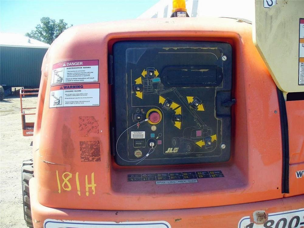 Detail photo of 2005 JLG 460SJ from Construction Equipment Guide