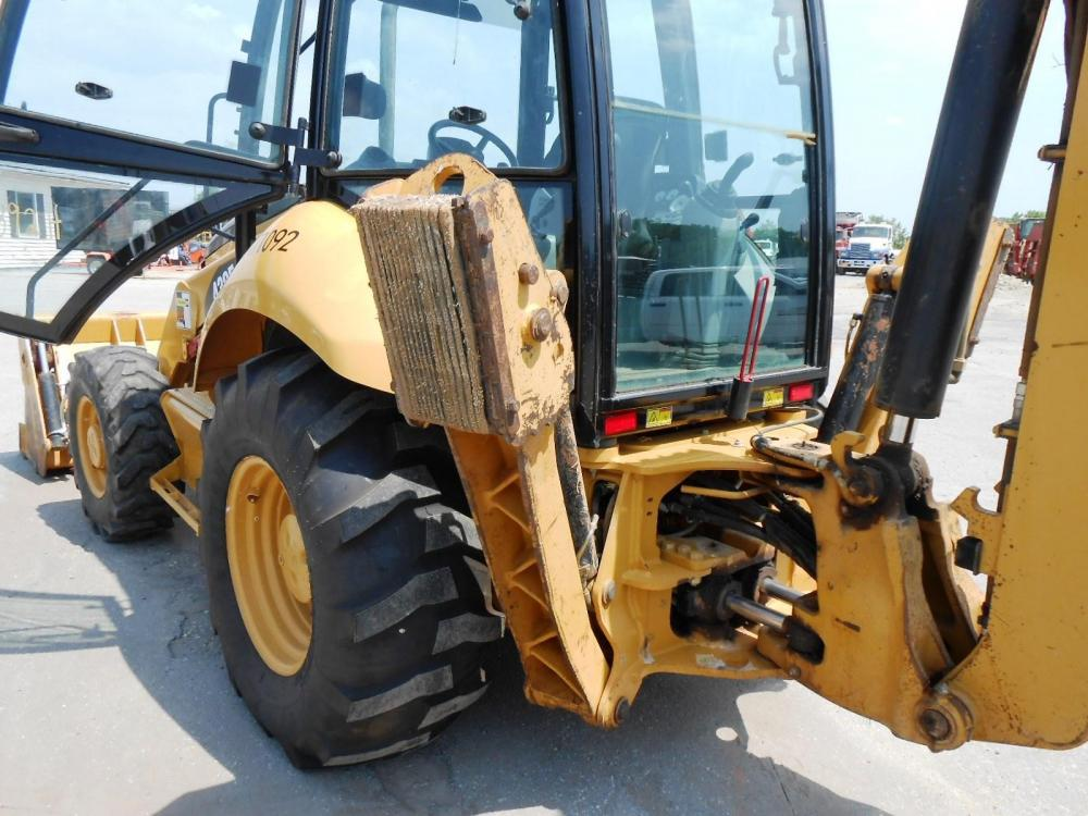 Detail photo of 2008 Caterpillar 430E from Construction Equipment Guide