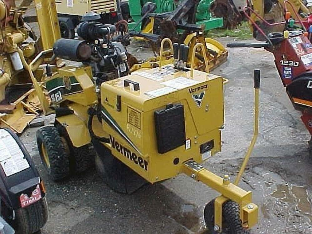 Detail photo of 2011 Vermeer SC252 from Construction Equipment Guide