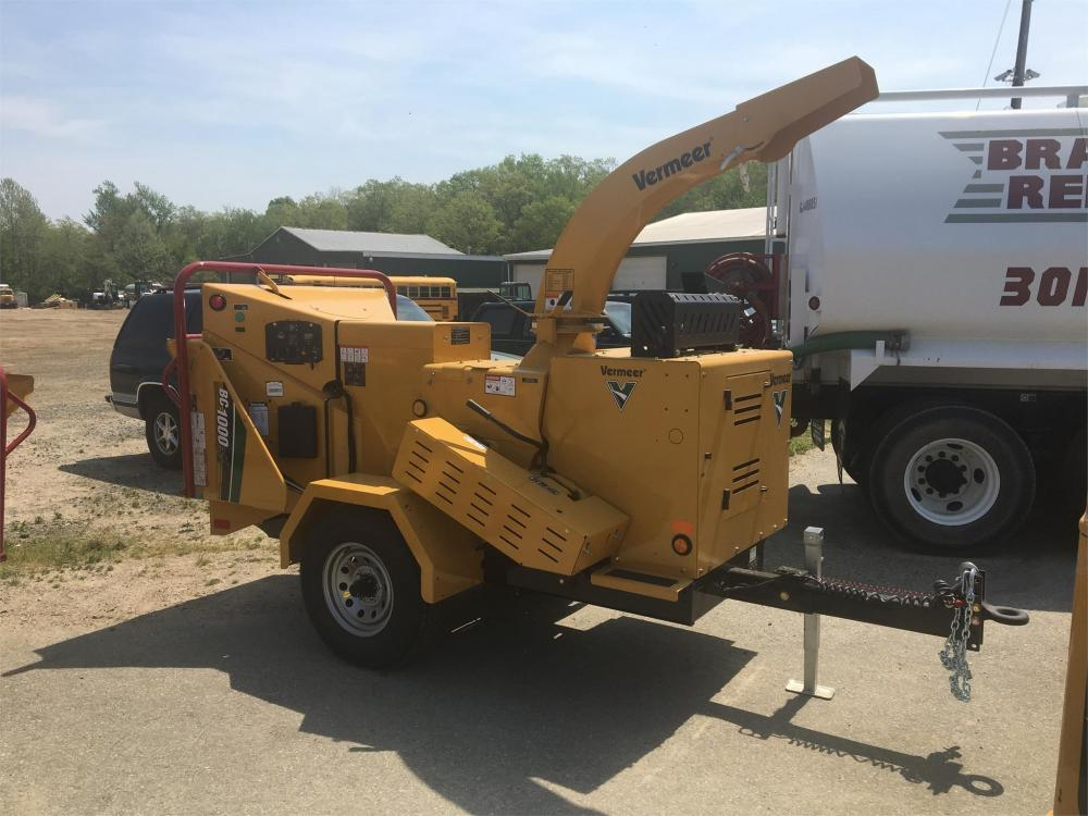 Detail photo of 2018 Vermeer BC1000XL from Construction Equipment Guide