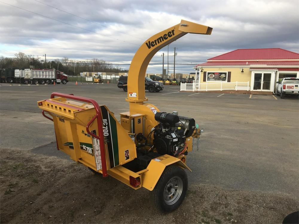 Detail photo of 2018 Vermeer BC700XL from Construction Equipment Guide