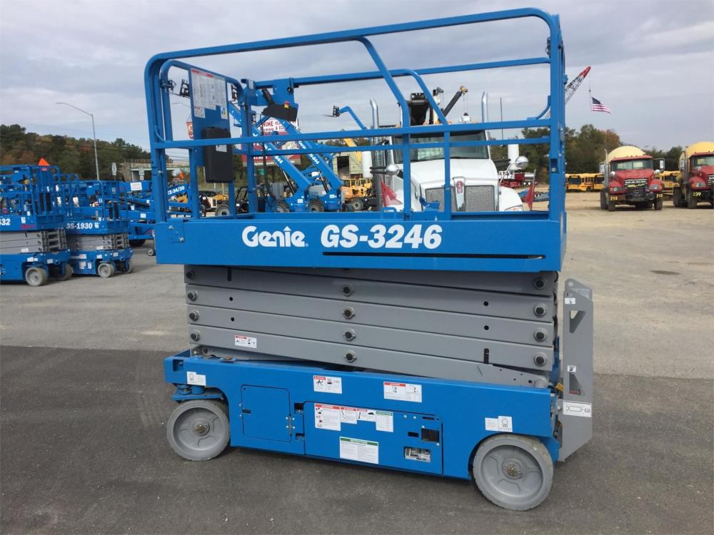 Detail photo of 2017 Genie GS-3246 from Construction Equipment Guide